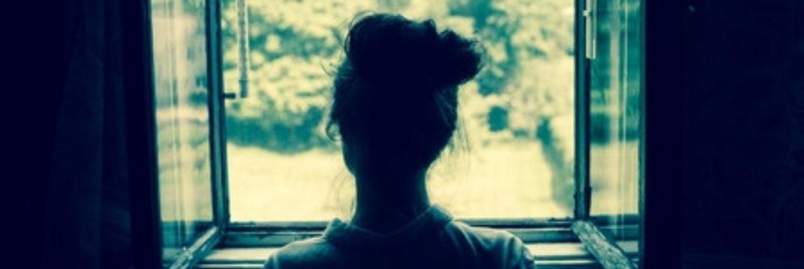 Female in Window - Advanced Niacin Therapy for Schizophrenia